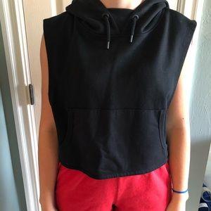 Ivy Park sleeveless hoodie -